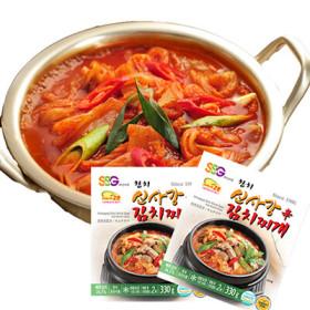 수원  신사강)참치김치찌개 330G 1인분