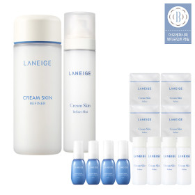 Cream Skin+Mist Set Hypoallergenic Moist Moisturizing