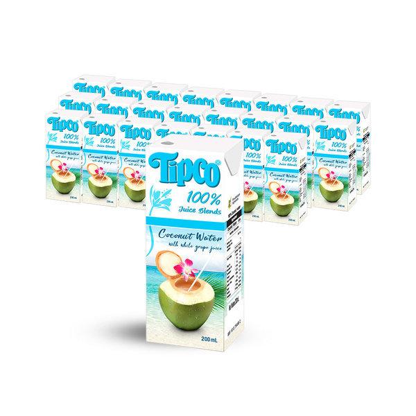 코코넛워터 200ml x24팩/음료/음료수/주스/쥬스 상품이미지