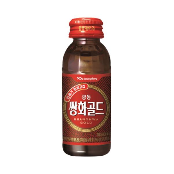 쌍화골드 100ml x 50병/음료/음료수/쌍화차 상품이미지