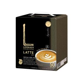 커피믹스/라떼/아메리카노/원두/루카스나인 라떼50T