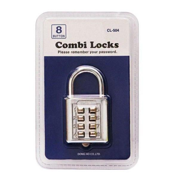 콤비락 자물쇠 (CL-504)-박스(12개입) 상품이미지