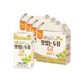 맛있는두유GT 달콤 64팩