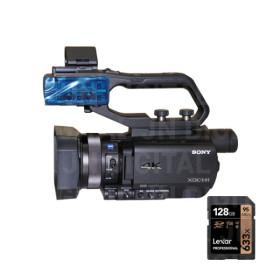 소니 PXW-Z90 4K지원128G/융증정 업무용 캠코더 SDI