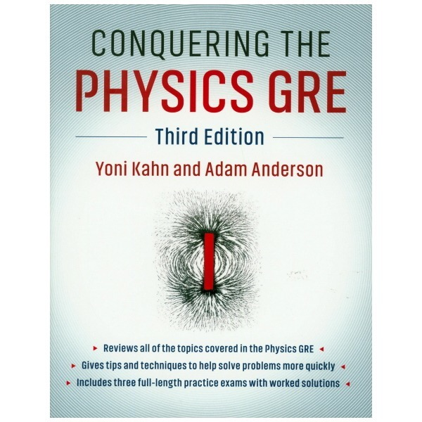 Conquering the Physics GRE 상품이미지