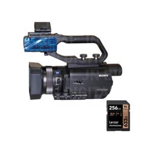 소니 PXW-Z90 4K지원256G/융증정 업무용 캠코더 SDI