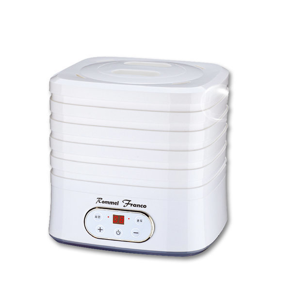 롬멜프랑코 5단 디지털 식품건조기 RF-1626FD 상품이미지