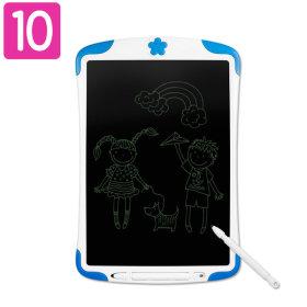 ziniQ LCD-NOTE10KID 전자노트 부기보드 (블루색상)