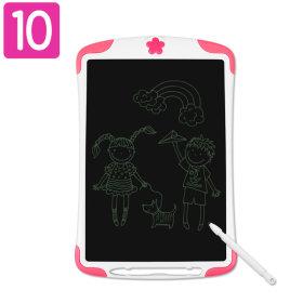 ziniQ LCD-NOTE10KID 전자노트 부기보드 (핑크색상)