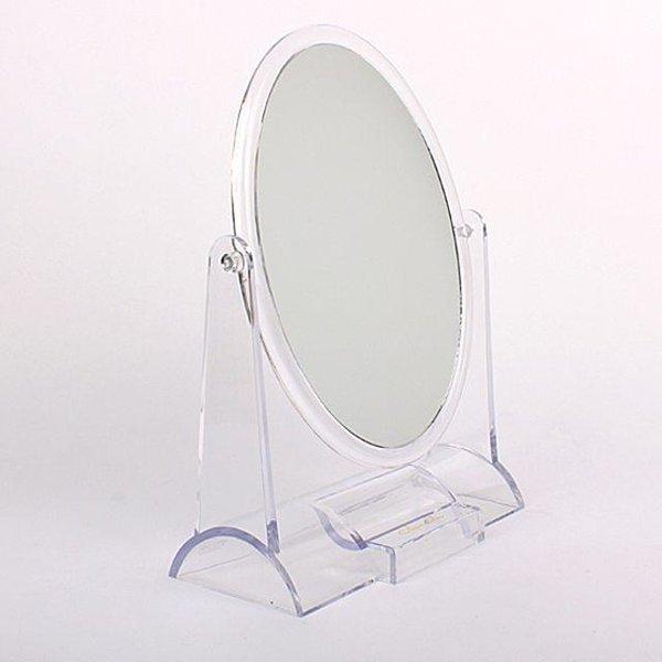 크린스타 탁상용 원형거울 ST-475 탁상거울 화장대 상품이미지