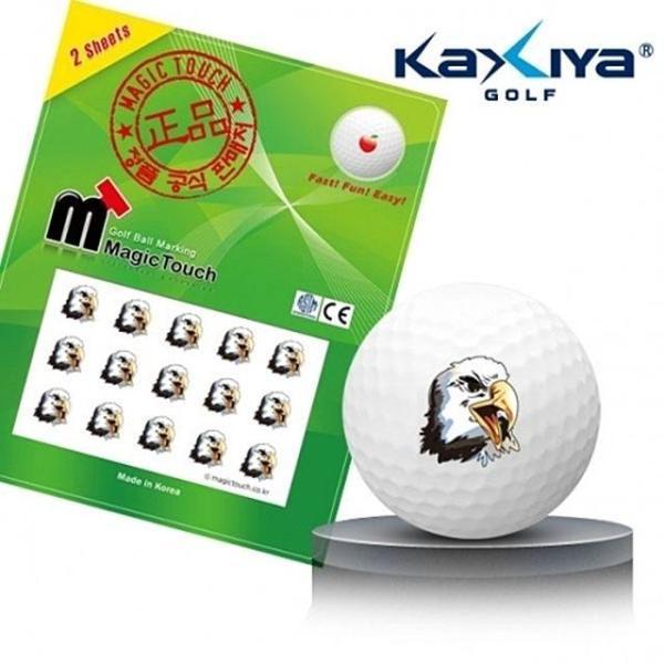 골프공 스티커 매직터치 독수리 상품이미지