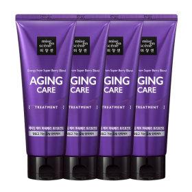 mise en scene Aging Care Treatment 180ML X4