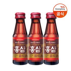 진 홍삼골드 100ml x 100병/음료/음료수/홍삼/병음료