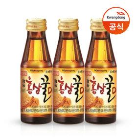 홍삼꿀D 100ml x 100병/음료/음료수/홍삼/꿀/병음료