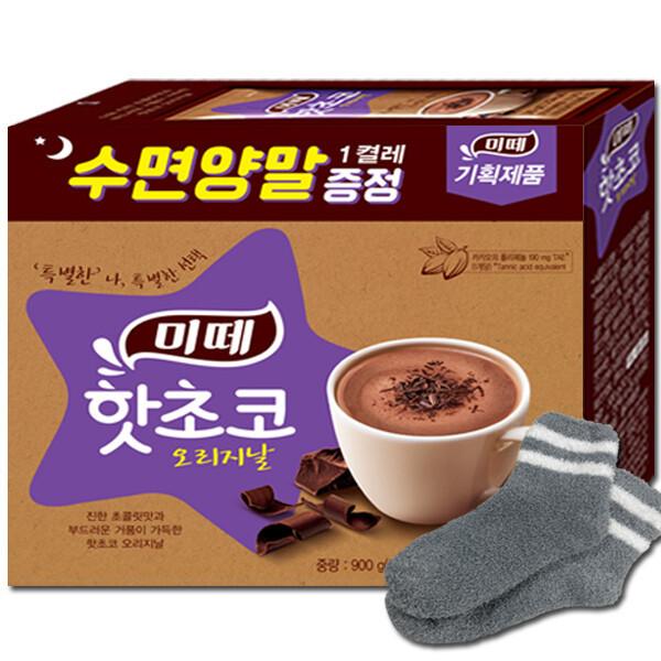 미떼 핫초코 오리지날 30T+머그컵증정/코코아/오리지날 상품이미지