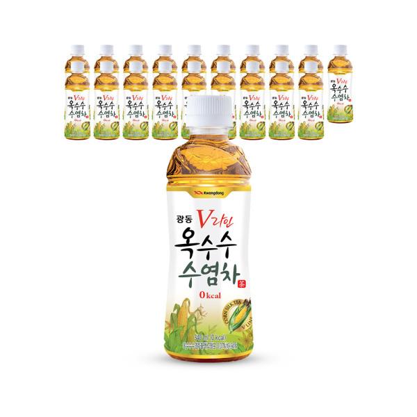 옥수수수염차 340ml x 20pet/음료/음료수/차/헛개차 상품이미지
