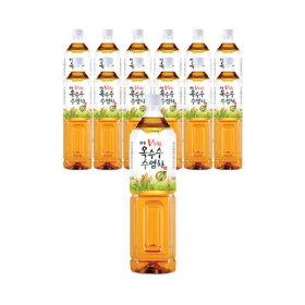 옥수수수염차 1.5L x 12pet/음료/음료수/차/헛개차