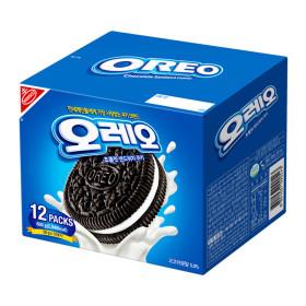 오레오화이트600g/쿠키/샌드/오레오/과자/화이트/초코
