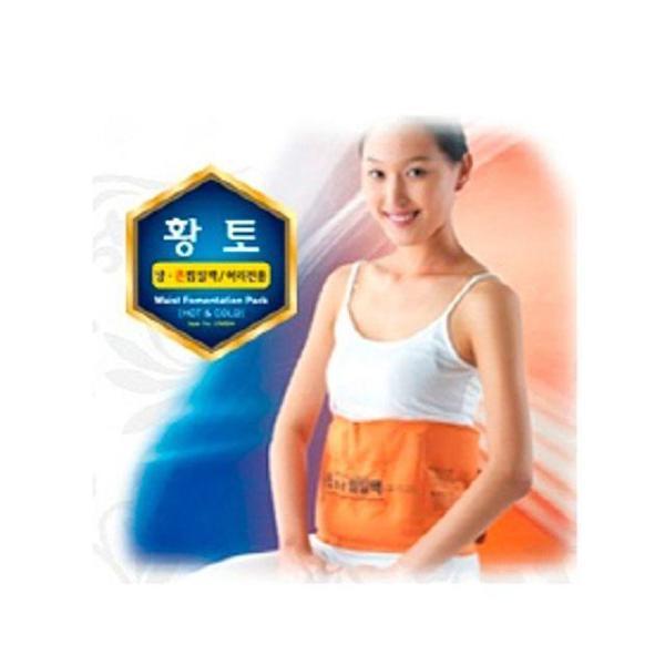 황토냉온찜질팩 허리전용 찜질 핫팩 찜질팩 냉온팩 상품이미지