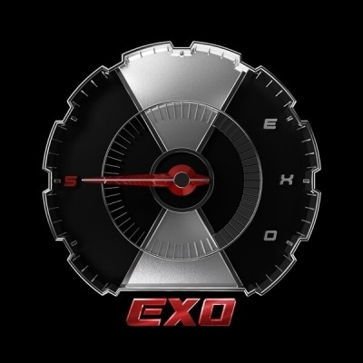 (Pre-order special postcard giveaway) EXO - Dont Mess Up My Tempo (5th Album)