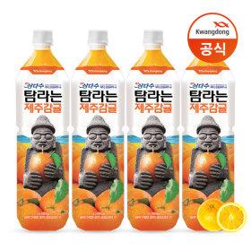탐라는 제주감귤 1.5L x 6pet/음료/음료수/주스/쥬스