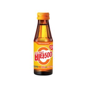 비타500 100ml x 100병/음료수