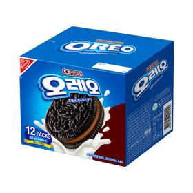 오레오 초코 샌드 쿠키600g