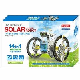태양광 프라모델-솔라로봇(13종)
