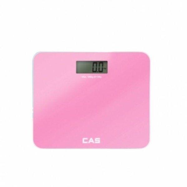 카스 프리미엄 디지털 체중계 핑크 HE-60 상품이미지