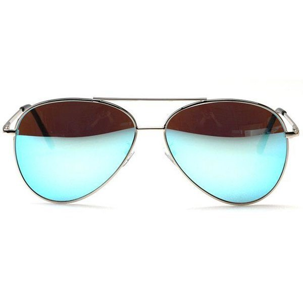 남성 빅사이즈 보잉미러 선글라스 106 블루미러 상품이미지