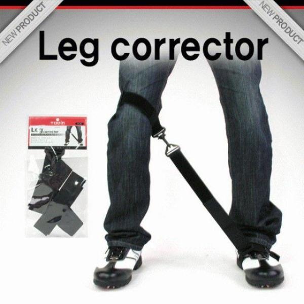 하체고정기 Leg corrector 스윙연습기 골프스윙연습 상품이미지