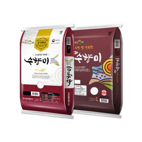 경기미 수향미 골드퀸3호 쌀 10kg 21년산 쿠폰가 35100