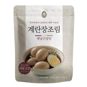 풍림푸드_계란장조림 옛날간장맛 _400g