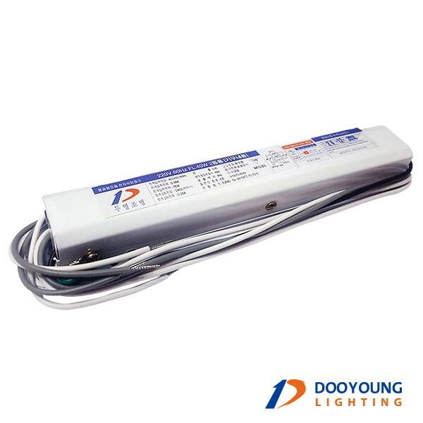 두영 안정기 36W 1등용 (필립스 FPL 형광등 호환안정기) 상품이미지