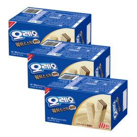 오레오 웨하스 화이트 스틱150gx3개