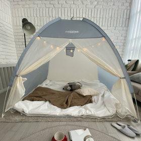 빈슨메시프 포그니 원터치 방한 난방 텐트 (패밀리)