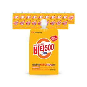 비타500 치어팩 250ml x 20팩/음료수