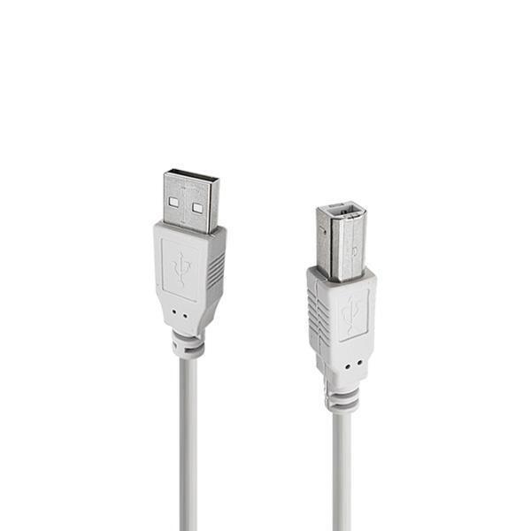 USB 2.0 A-B형 케이블 0.5M 상품이미지