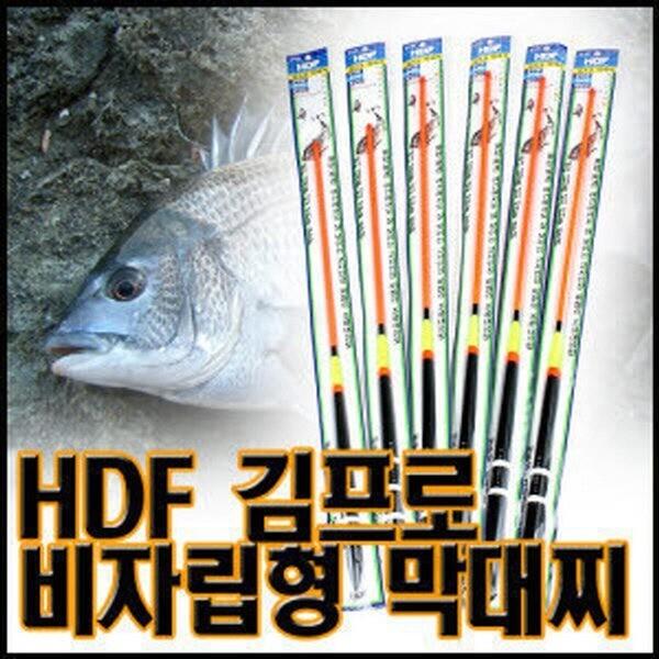 해동 김프로 원투지누 HF-454-대장부 비자립 막대찌 상품이미지