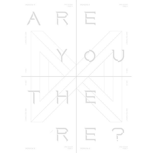 몬스타엑스 (MONSTA X) - 정규 2집 TAKE.1 ARE YOU THERE (포토카드+폴라로이드 카드) 상품이미지