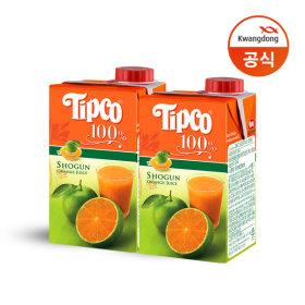 쇼군 오렌지 주스 500ml x 12팩/쥬스/음료수