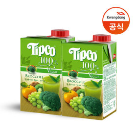 브로콜리 주스 500ml x 12팩/쥬스/음료수