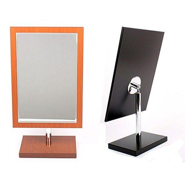 빠띠라인  우드 사각 탁상거울 대 2종택 1 - HM457 상품이미지