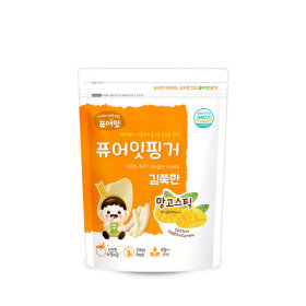PURE-EAT Finger Brownrice Mango Stick