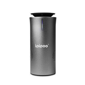 휴대용 소형 음이온자동차공기청정기 아이피푸 K1 블랙