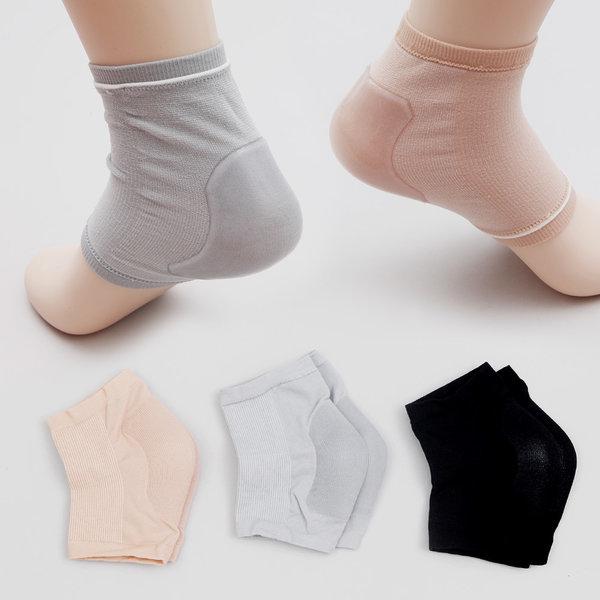 발뒤꿈치/보습패드/보호양말/갈라짐/각질제거/풋케어 상품이미지