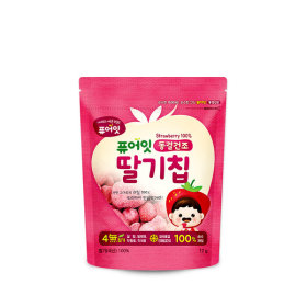 PURE-EAT Freeze-Dried Strawberry Chip