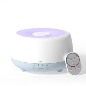 NATURE 800 Ultrasonic Mood Light Humidifier OA-HM031 Blue