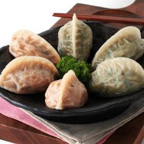2봉/잎새부추왕만두1.5kg+두부콩만두1.5kg/만두 간식
