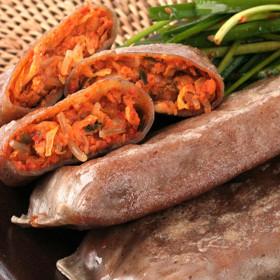 2봉/HACCP/산동메밀전병1.2kgx2봉/만두 간식